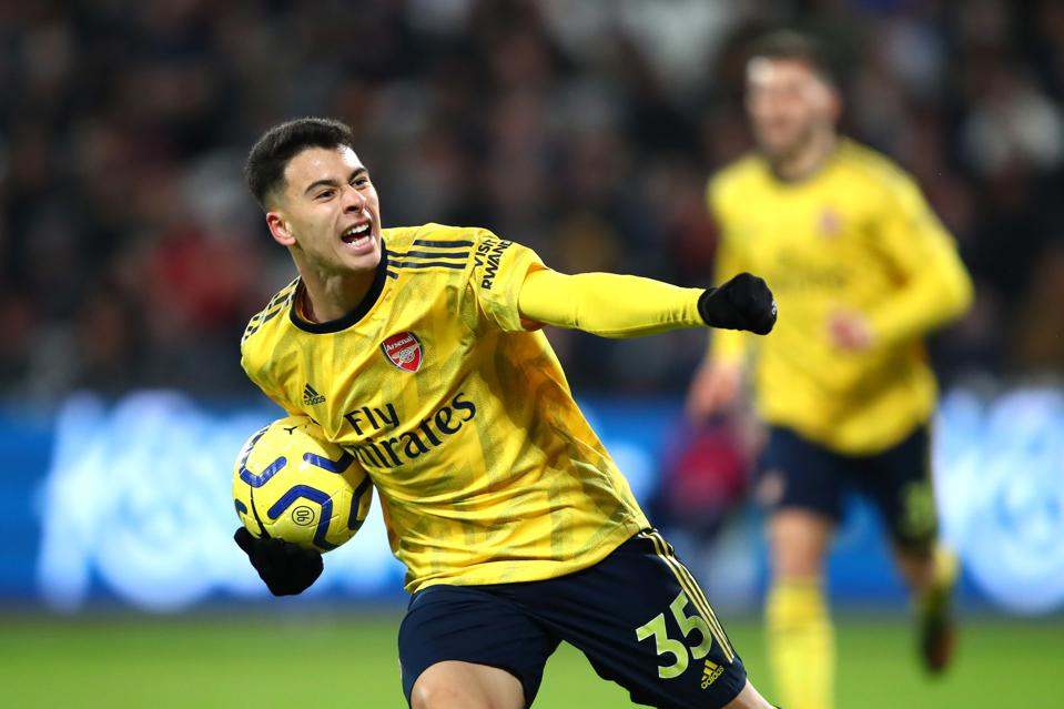 In Brazilian Teen Gabriel Martinelli, Arsenal Have A ...