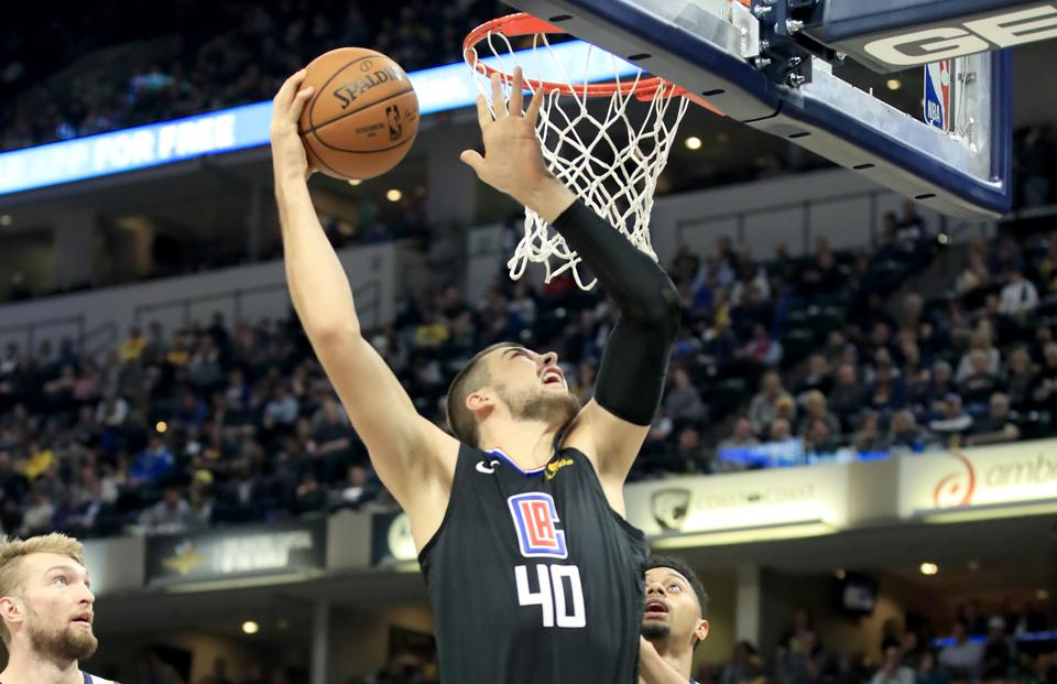 Los Angeles Clippers v Indiana Pacers