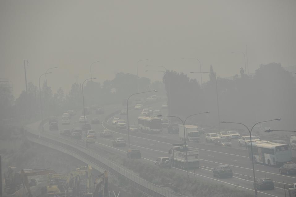 Sydney Air Quality Soars Beyond Hazardous Levels
