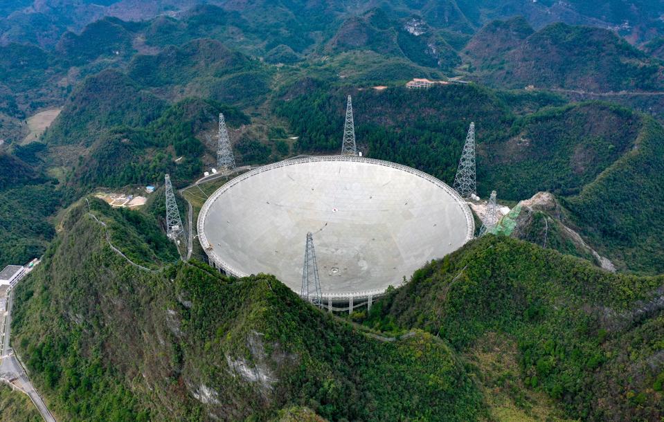 (SCI-TECH)CHINA-GUIZHOU-FAST TELESCOPE-FORMAL OPERATION-START(CN)