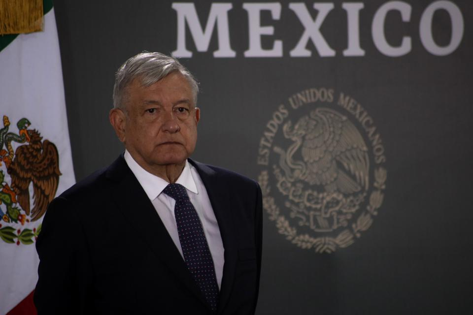 Mexican President Andres Manuel Lopez...