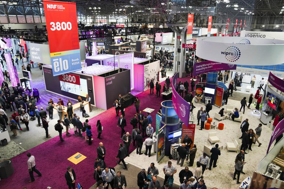U.S.-NEW YORK-NRF-RETAIL'S BIG SHOW & EXPO