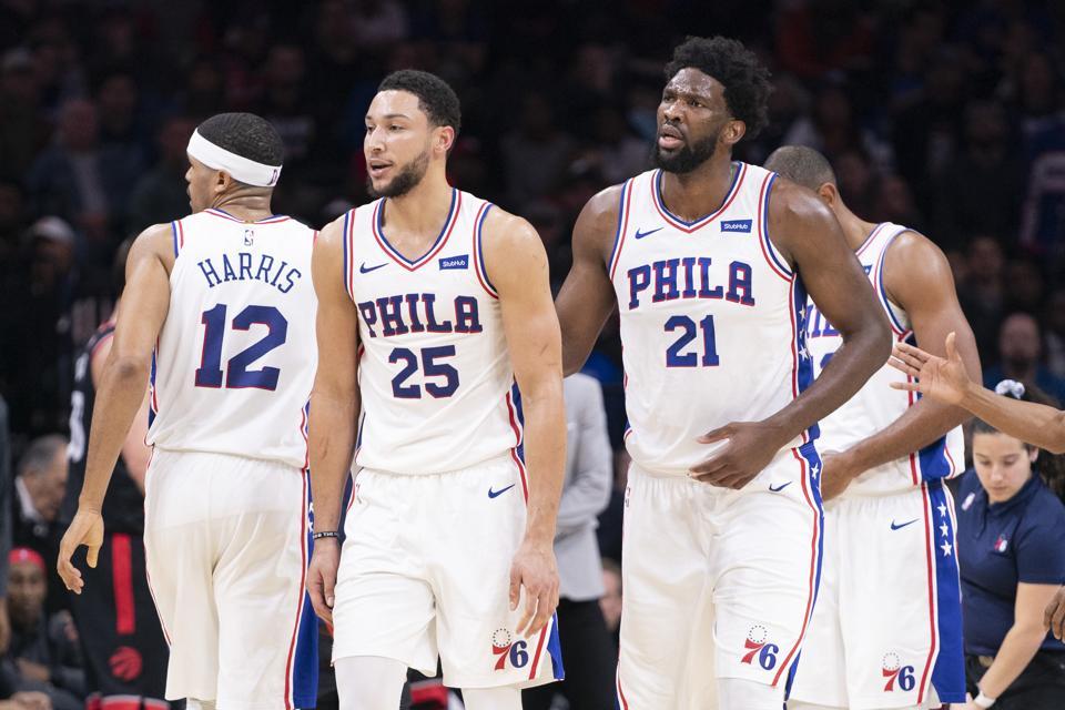 Toronto Raptors v Philadelphia 76ers