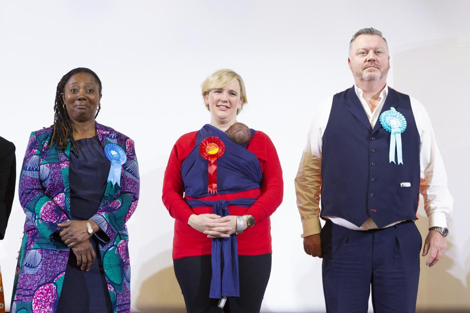 Record win for women in general election