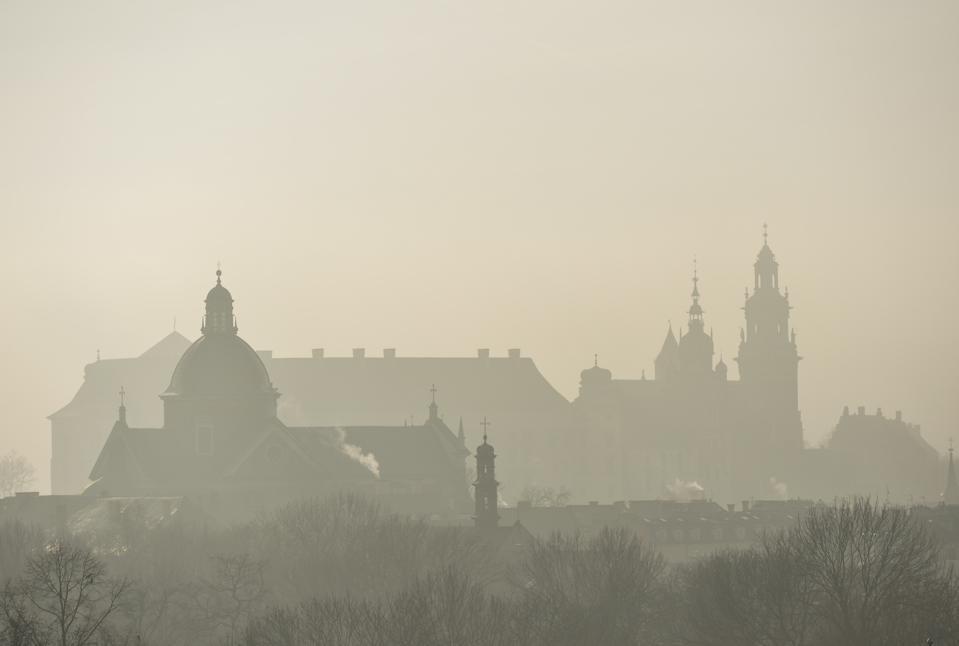 SMOG Attacks Krakow