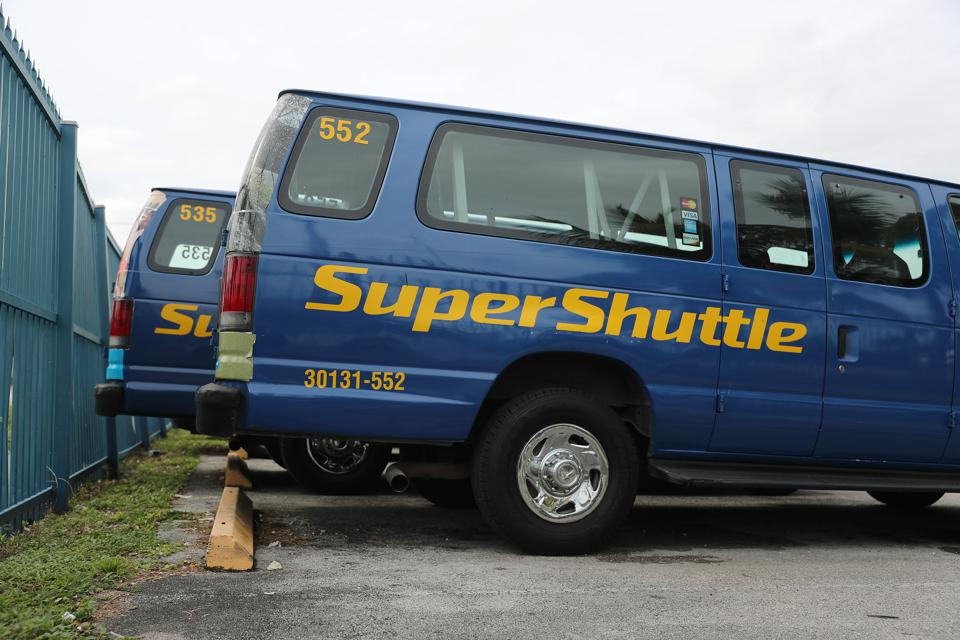 SuperShuttle Airport Ride Service To Go Out Of Business After 36 Years