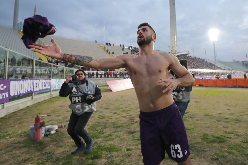 ACF Fiorentina v Atalanta BC - Coppa Italia