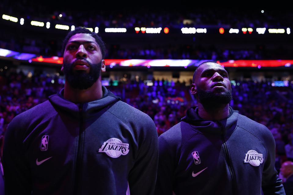 When It Comes To The Lakers And Clippers Don T Believe The Hype