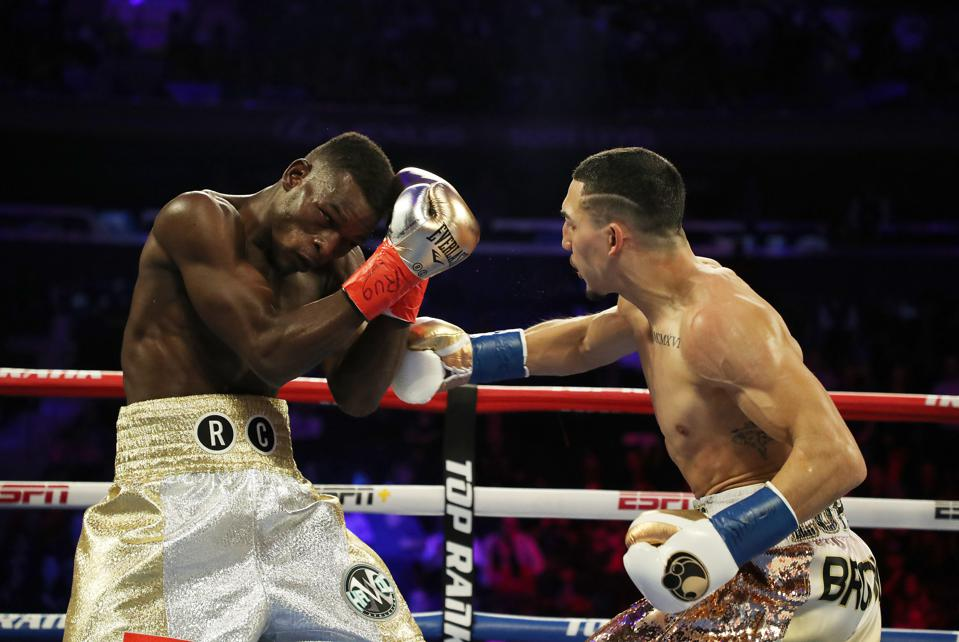 Teofimo Lopez Vs. Richard Commey Results: KO Highlight (VIDEO), Twitter Reaction, And Analysis