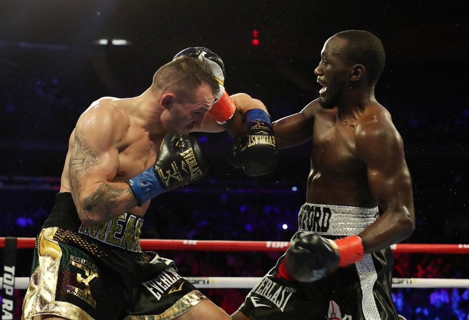 Terence Crawford pound for pound next opponent
