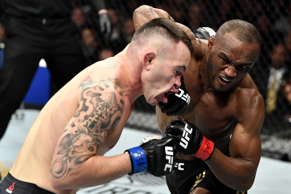 Kamaru Usman After UFC 245 Win Over Colby Covington: 'I Am What It ...