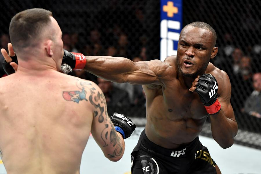 UFC 245 Fighter Payouts: Usman And Covington Top Earners