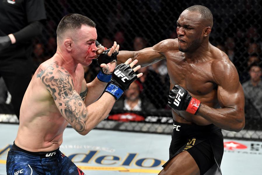 UFC 245 Results: Kamaru Usman Viciously KO's Colby Covington (VIDEO) Earns $50,000 Bonus