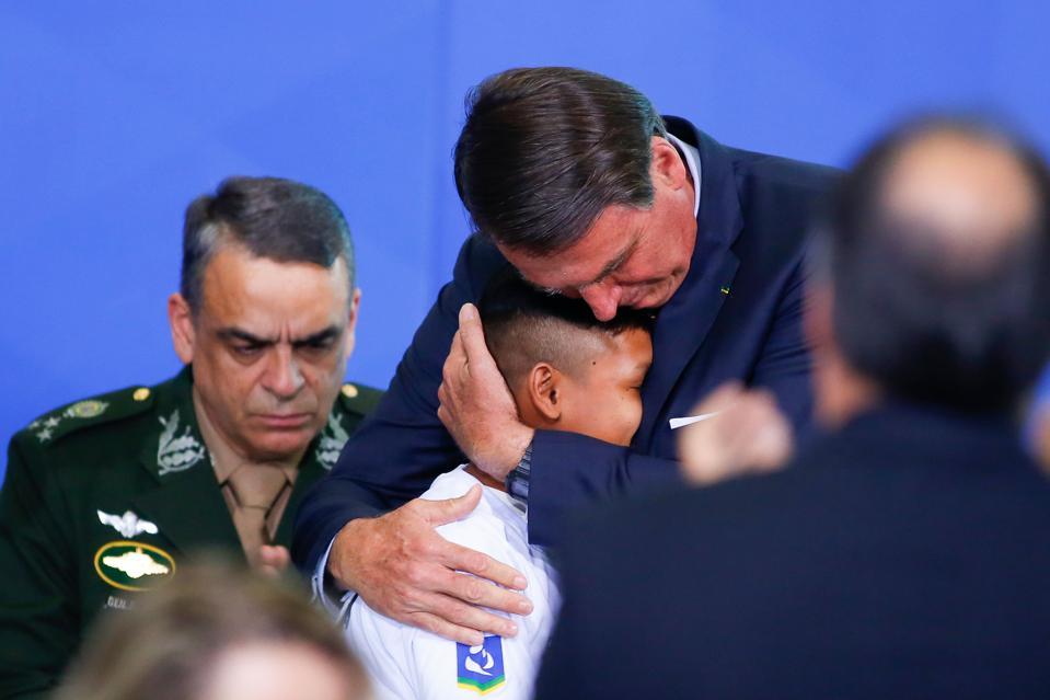 BRAZIL-VENEZUELA-MIGRATION-BOLSONARO