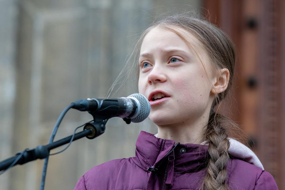 Would Donald Trump Treat Greta Thunberg With More Respect If She Were A Man?