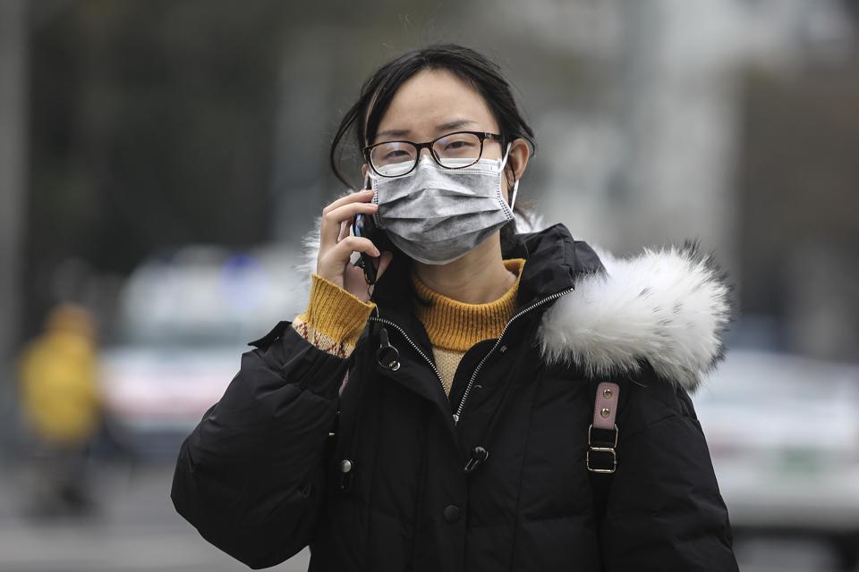 Wuhan Pneumonia Virus