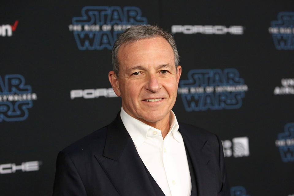 Disney Slashes CEO Bob Iger's Compensation In Response To Investor Complaints