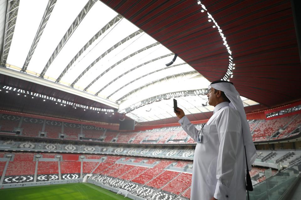 2022 FIFA World Cup Qatar - Stadium Tours