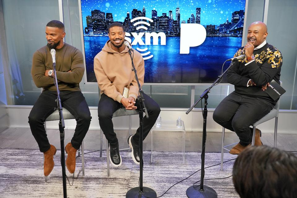SiriusXM's Urban View 'Just Mercy' Town Hall With Michael B. Jordan & Jamie Foxx