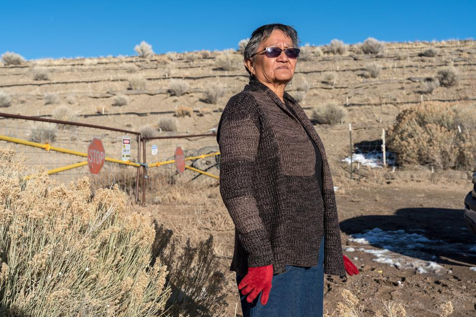 Navajo Nation uranium mining clean-up