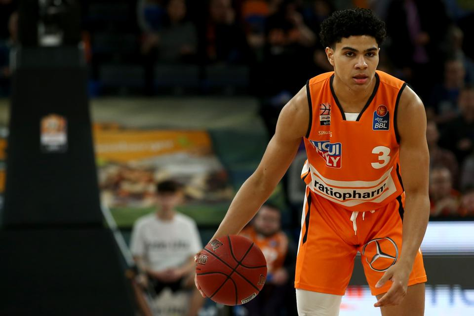 Ratiopharm Ulm v Medi Bayreuth - EasyCredit Basketball Bundesliga