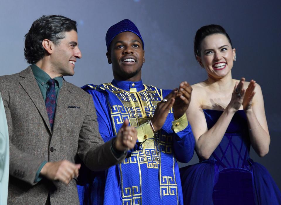 European Premiere of ″Star Wars: The Rise of Skywalker″