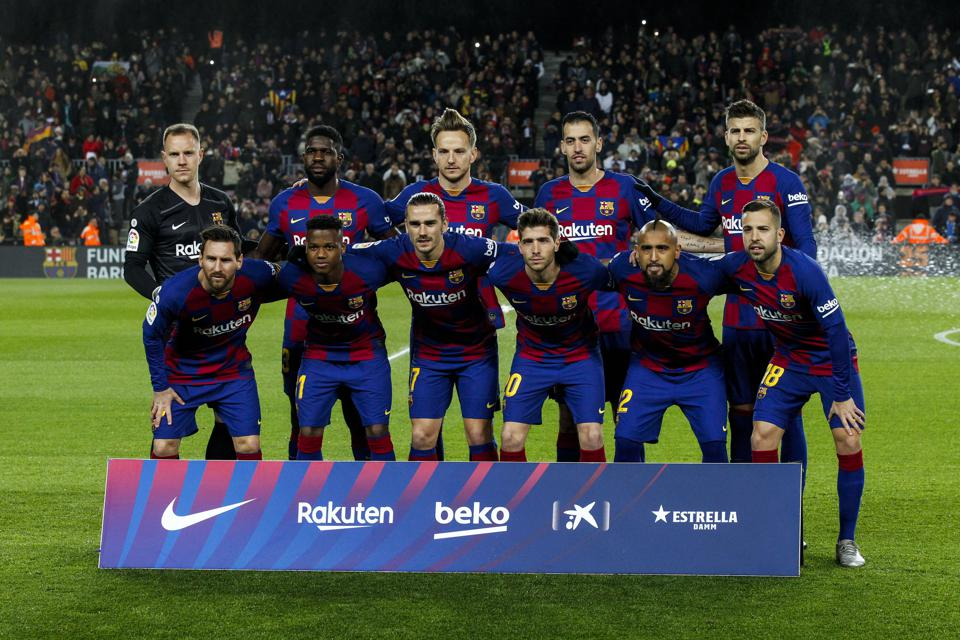 The Return Of A Thousand Passes: What Has Already Changed At FC Barcelona Under Setien?