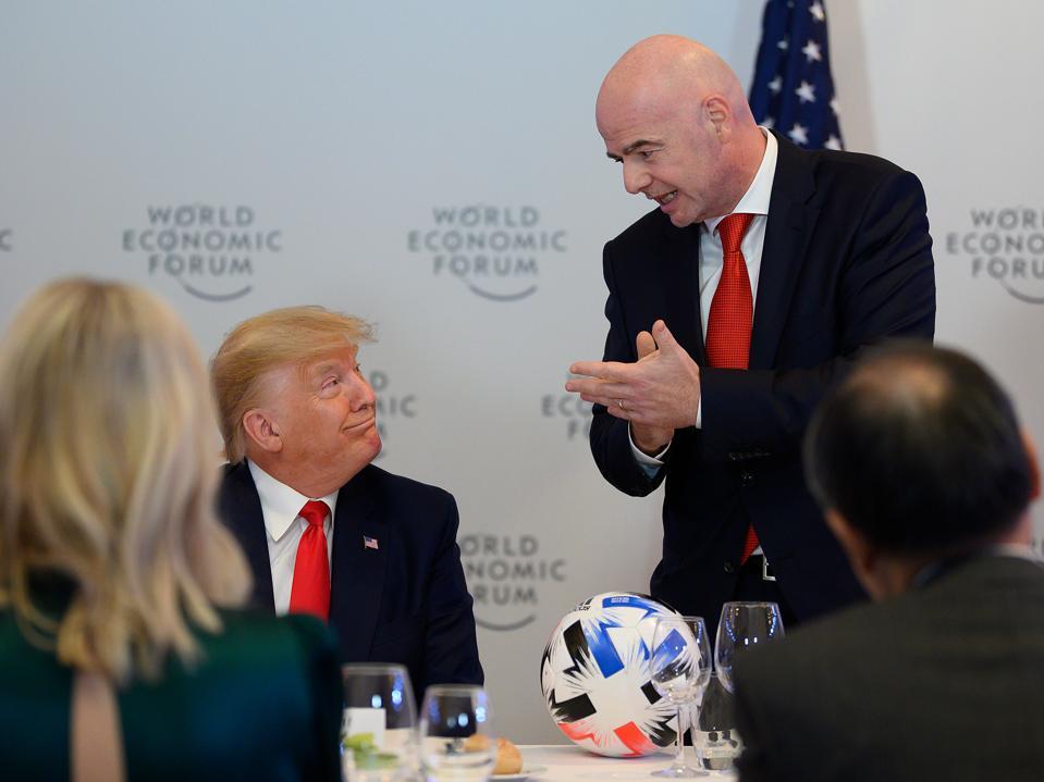 SWITZERLAND-US-ECONOMY-DIPLOMACY-WEF-DAVOS