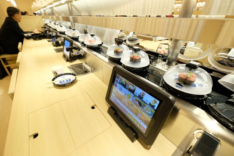 JAPAN-FOOD-SUSHI