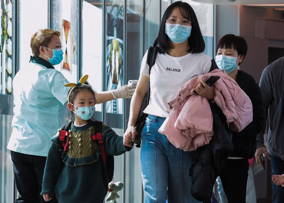 China Advises Against Travel To Wuhan As Fight Against Coronavirus Reaches 'Critical Stage'