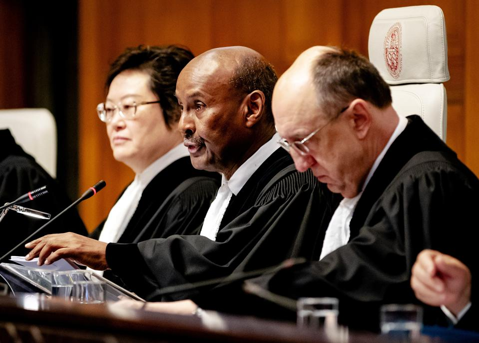 The International Court Of Justice Orders Myanmar To Protect The Rohingyas From Genocide