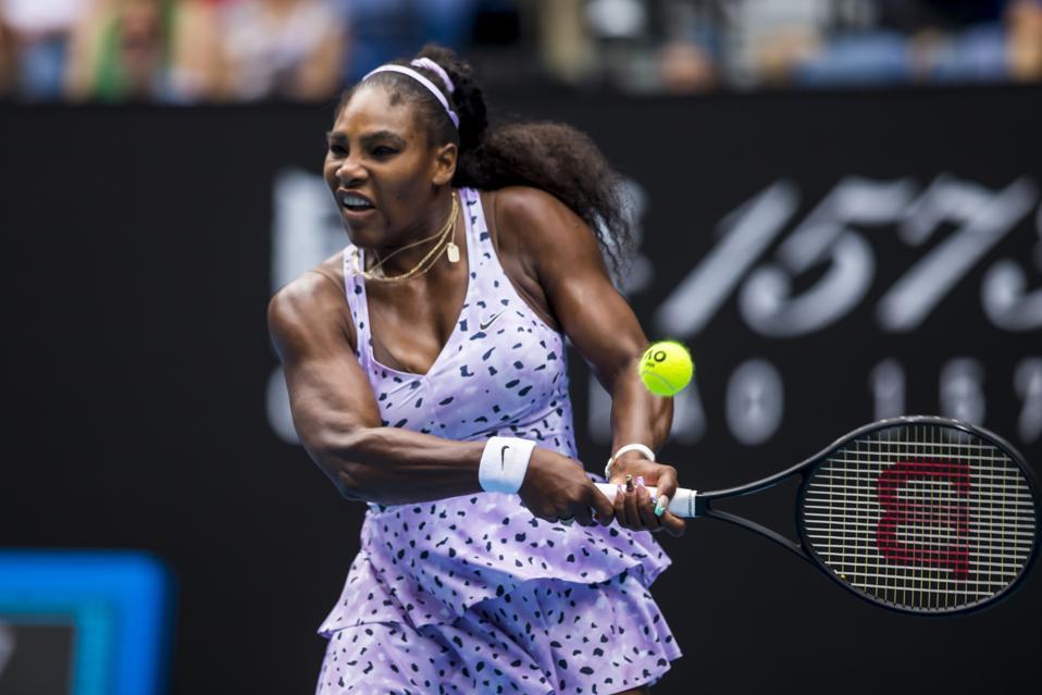 TENNIS: JAN 24 Australian Open serena williams