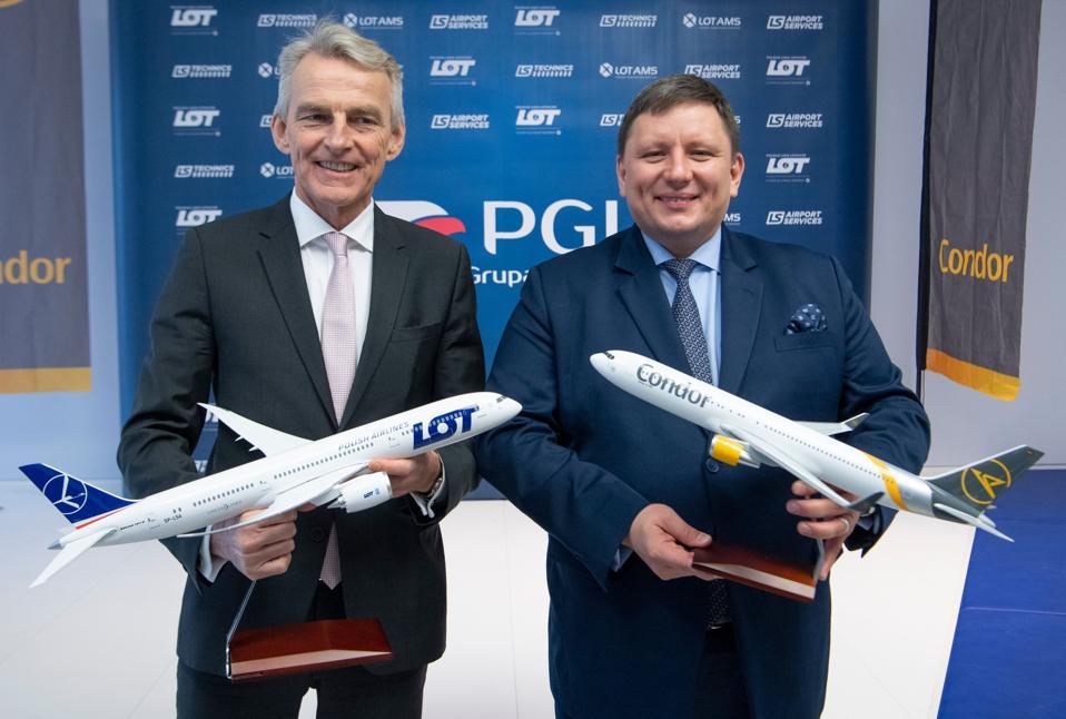 GERMANY-POLAND-AVIATION-MERGER-LOT-CONDOR