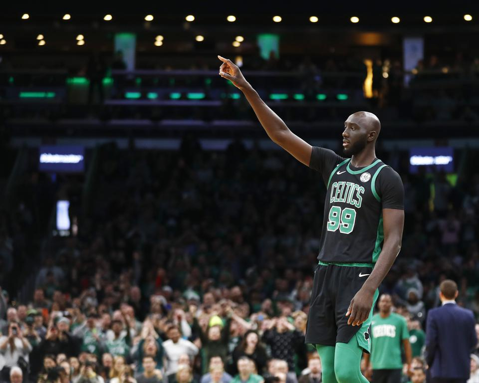 Tacko Fall Isn't An All-Star And That's For The Best