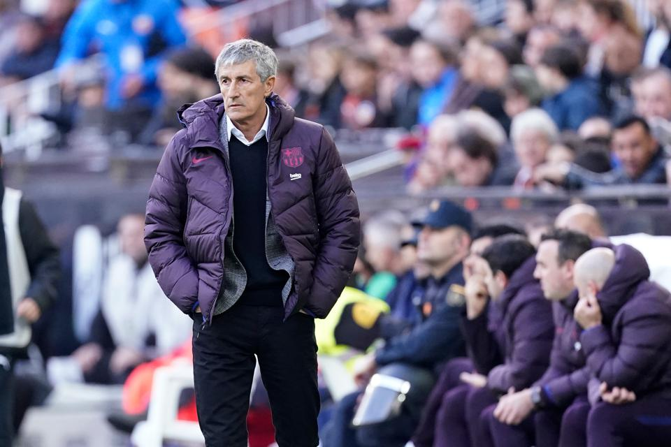 New Coach, New And Recurring Problems: What Is Going Wrong For FC Barcelona Under Setien?