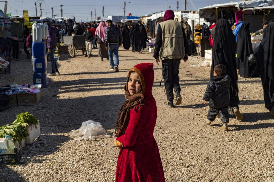 SYRIA-CONFLICT-KURDS-IS