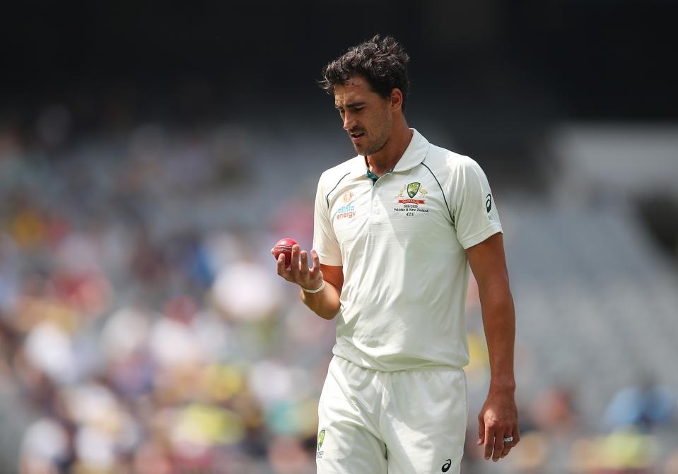 Australia v New Zealand - 2nd Test: Day 3
