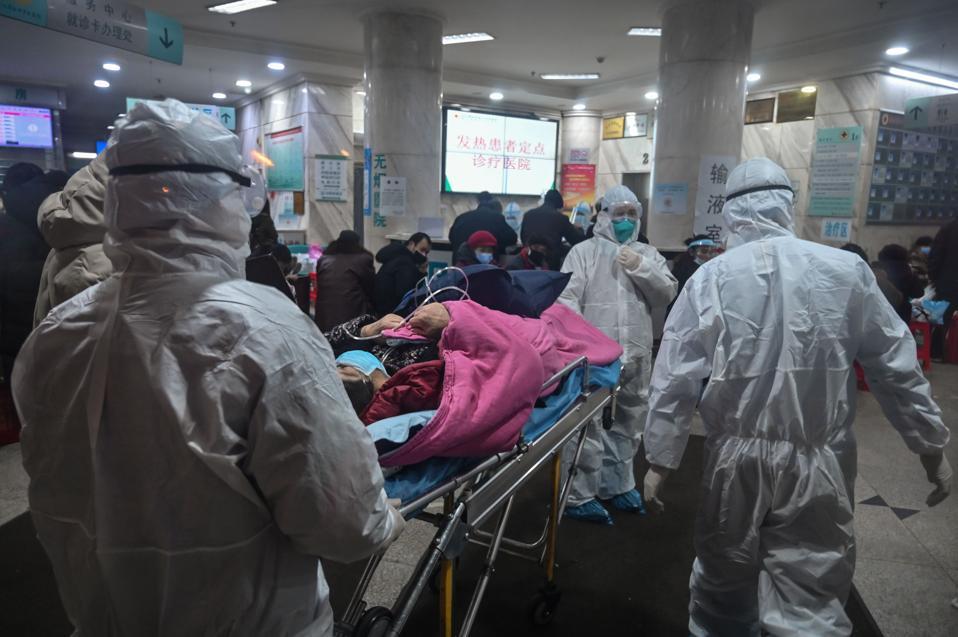 current coronavirus death toll
