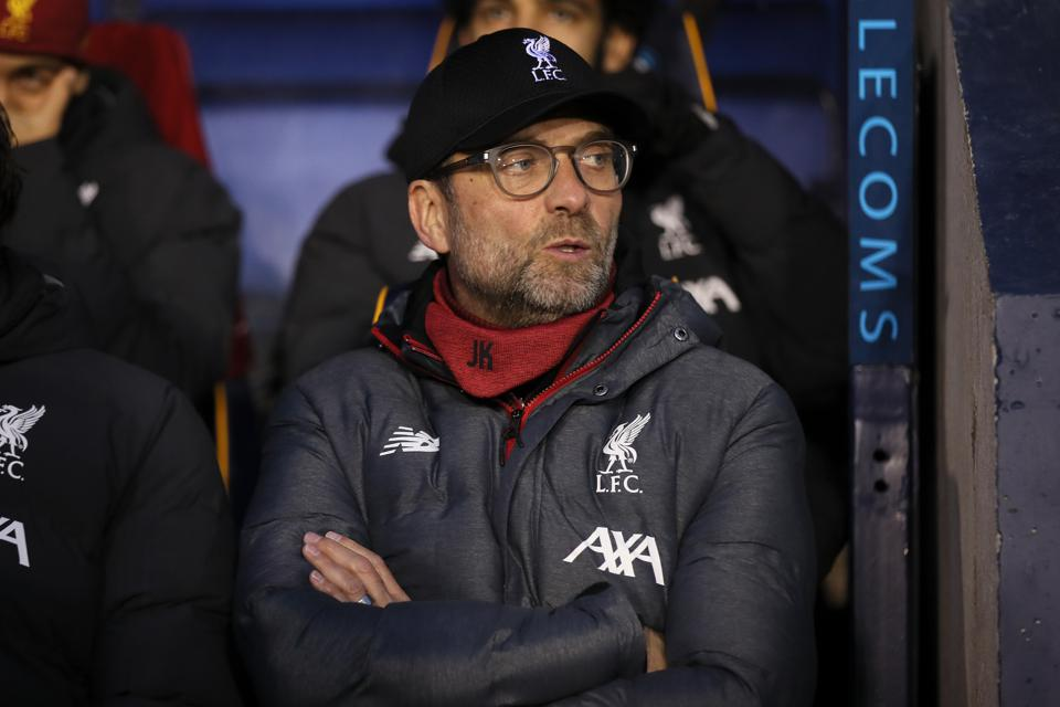 Jürgen Klopp: Liverpool Manager To Field Youngsters In FA Cup Replay Against Shrewsbury Town