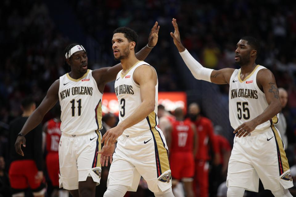 Without Zion Williamson New Orleans Pelicans End Decade
