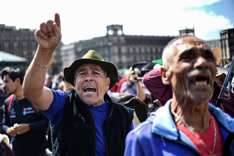 MEXICO-CRIME-VIOLENCE-PROTEST-MARCH