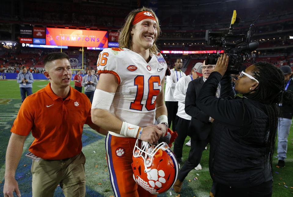 Technology is more prevalent in college athletics in 2020, but the Clemson Tigers were early adopters of a lot of newer methods and as a result, are looking to win their third national championship in five years.