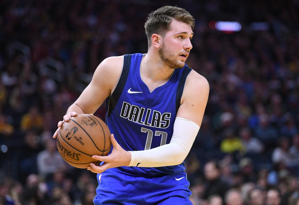 Luka Doncic No 1 In Nba All Star Game Voting