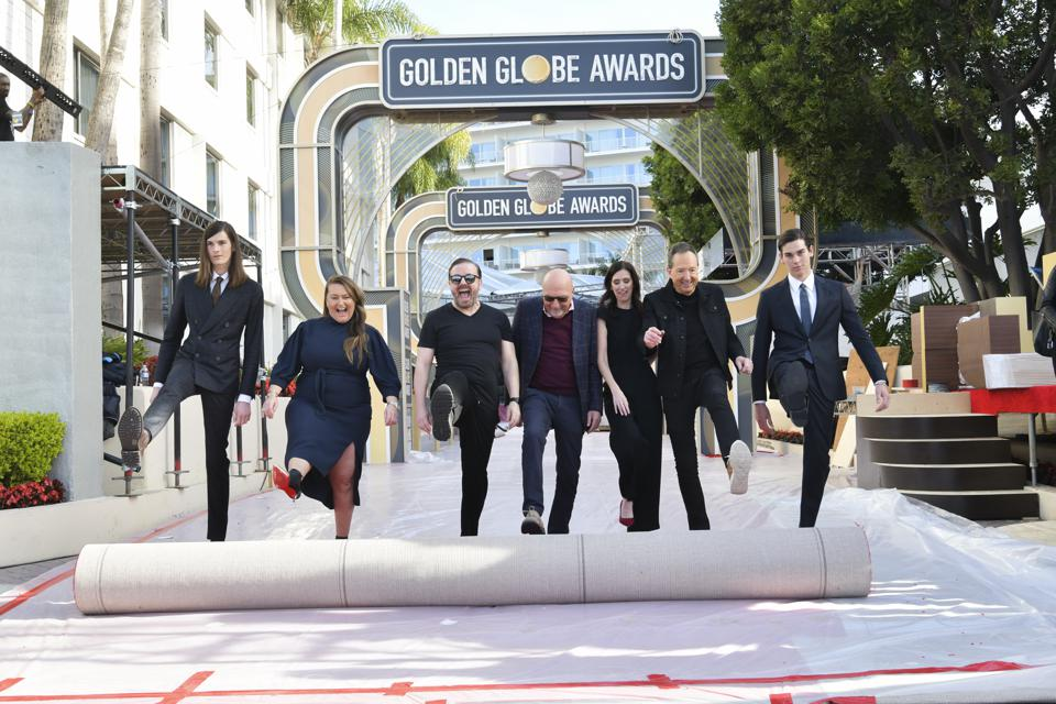 77th Annual Golden Globe Awards Preview Day