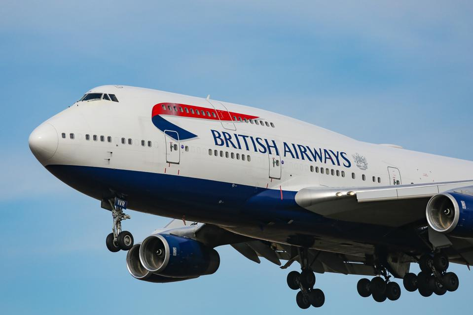Under 5 Hours: British Airways Boeing 747 Sets The Record For The Quickest Flight Between New York And London