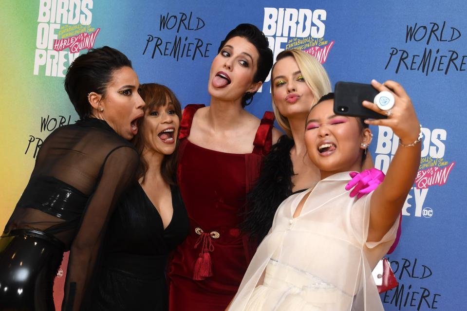 Birds of Prey, Harley Quinn, Margot Robbie