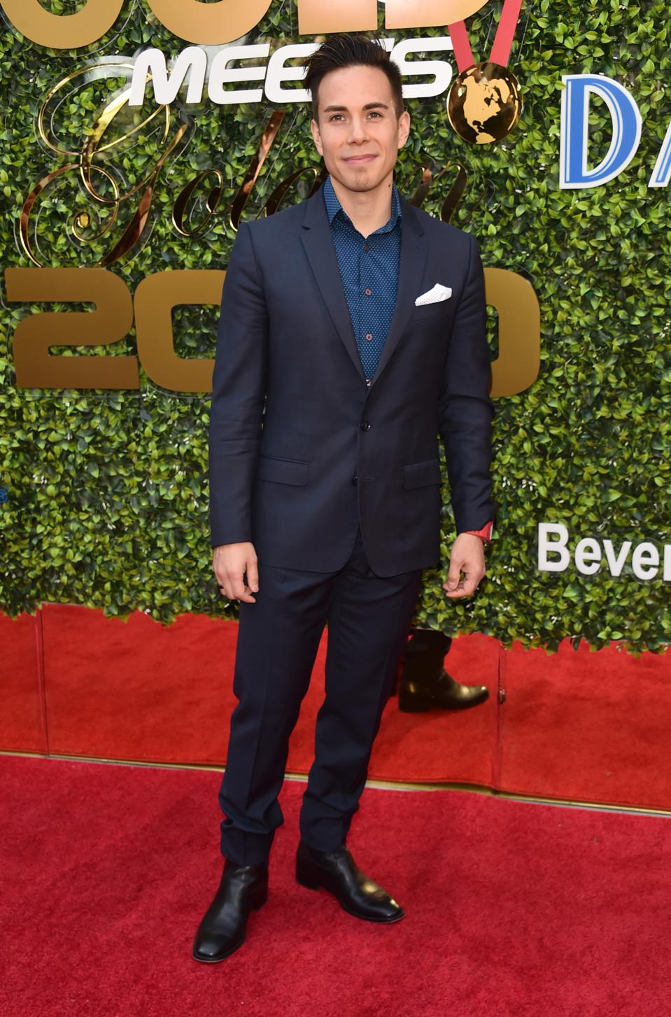 7th Annual Gold Meets Golden - Arrivals