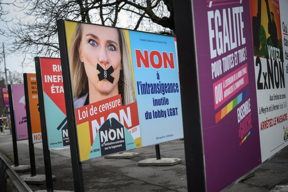 Switzerland Criminalizes Homophobia With Large Majority In National Referendum
