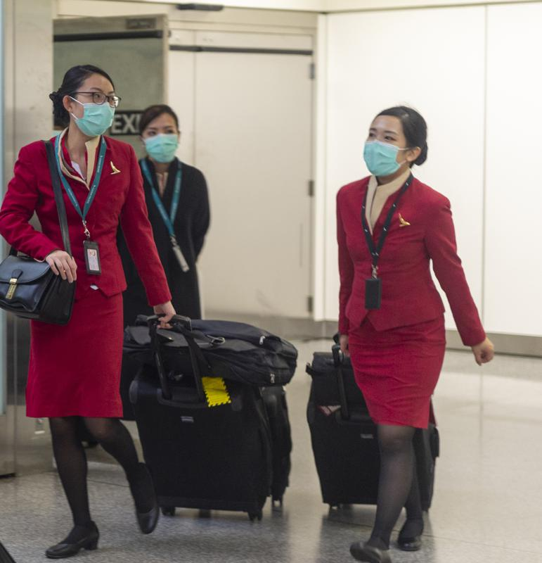 China Coronavirus Outbreak in USA