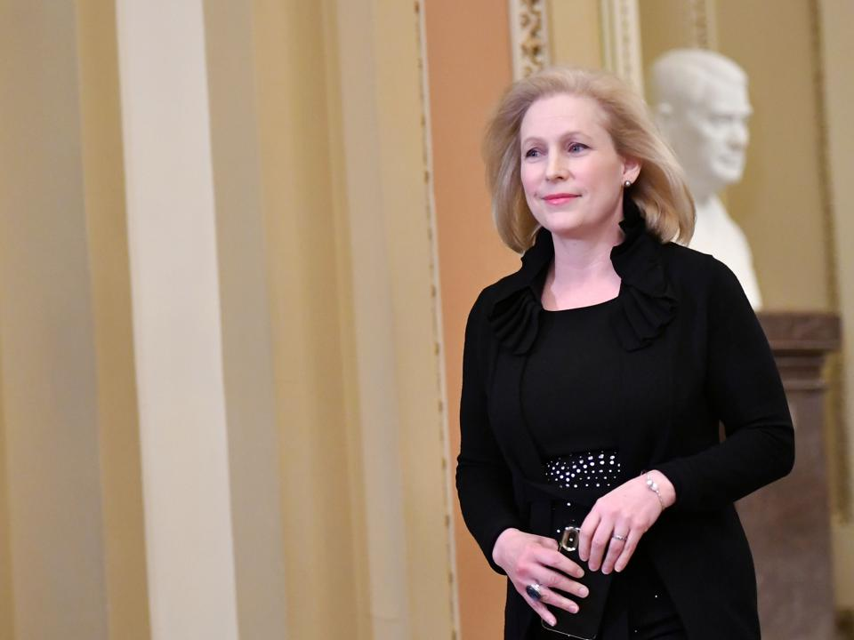 U.S. Sen. Kirsten Gillibrand, D-New York, wants to create a Data Protection Agency.